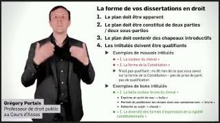 Dissertation droit administratif introduction