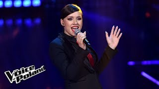 """Asia """"Azzja"""" Mądry - """"Smooth Operator"""" - Live 2 - The Voice of Poland 8"""