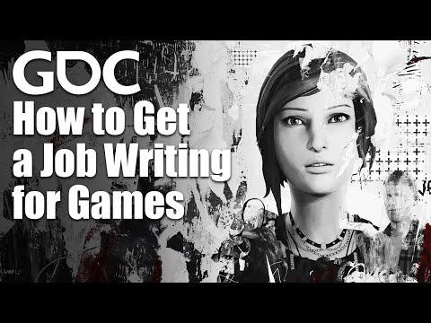 How to Get a Job Writing for Games
