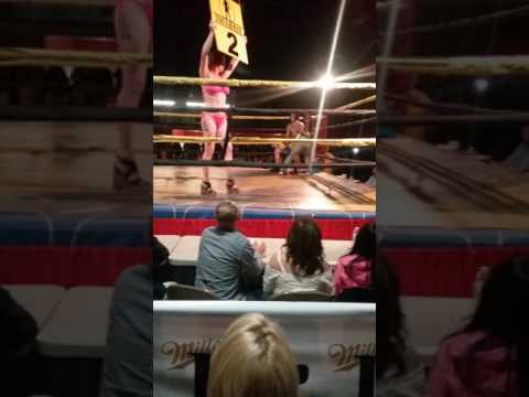 Toledo Toughman Contest Larry Franco 2017