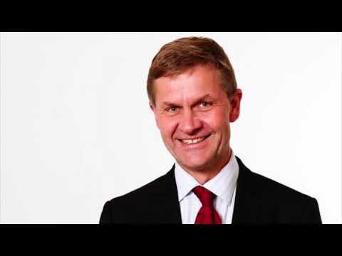 Edward Davey Interviews Erik Solheim, Head of UN Environment