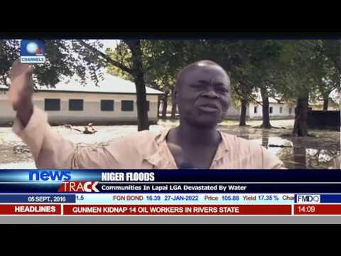 Floods Devastate Lapai Comunities In Niger State