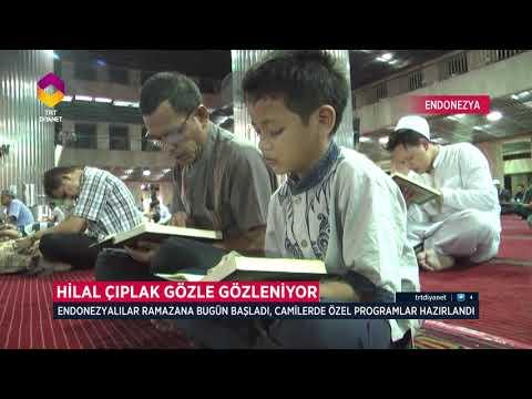 Dünyada Ramazan Heyecanı