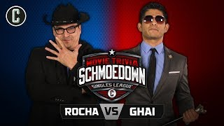 John Rocha VS Andrew Ghai - Movie Trivia Schmoedown