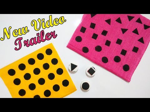 New Video Trailer | Super Easy Fabric Printing Techniques | Trims & Tassels