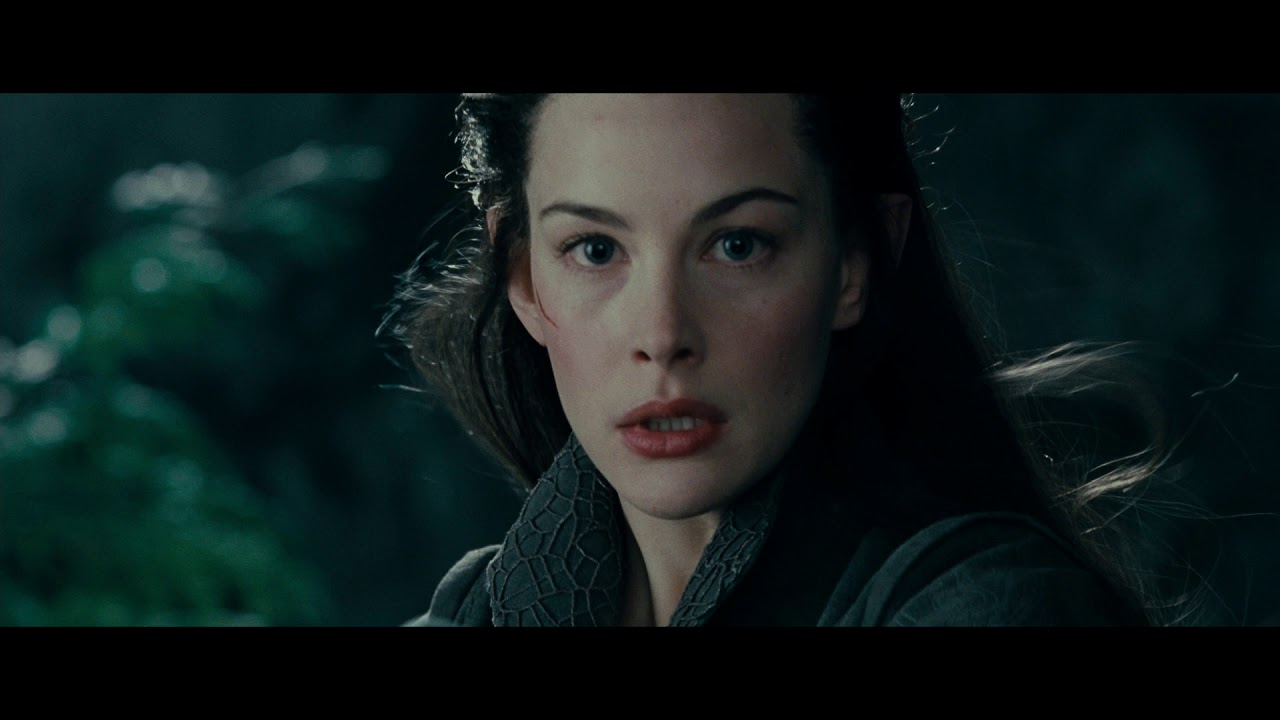 Download LOTR The Fellowship of the Ring - Arwen takes Frodo to Rivendell / Flight to the Ford / Nazgul Chase