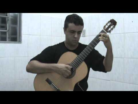 Toccata - Paul Mauriat - for classical guitar, by Kelvin Borrero