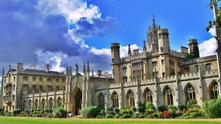 TOP TEN UNIVERSITIES IN UK