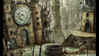 By the Wall - Machinarium [music]