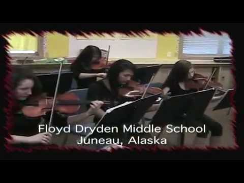 FLOYD DRYDEN MIDDLE SCHOOL Music Is Life Competition Entry