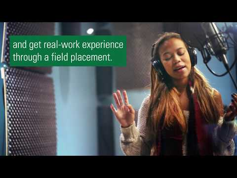 Music Business Administration (two-year)/Music Business Management (three-year) - Durham College
