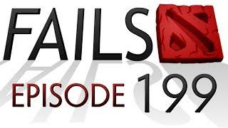 Dota 2 Fails of the Week - Ep. 199