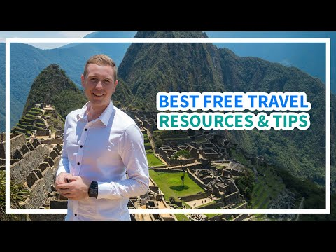 [Video #9] The Best FREE Travel Resources for Travel Hacking