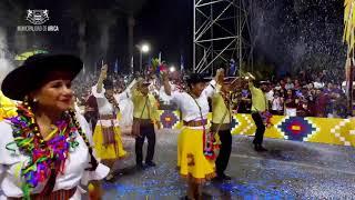 [VIDEO] Lo mejor del #Carnaval Andino #ConLaFuerzaDelSol 2019, MuniArica