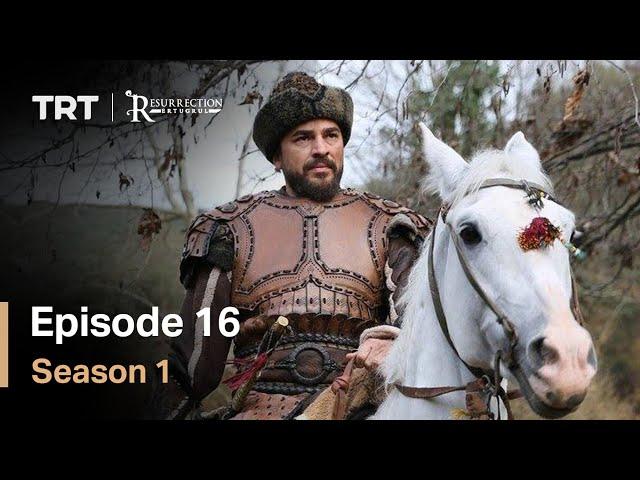 Resurrection Ertugrul Season 1 Episode 16