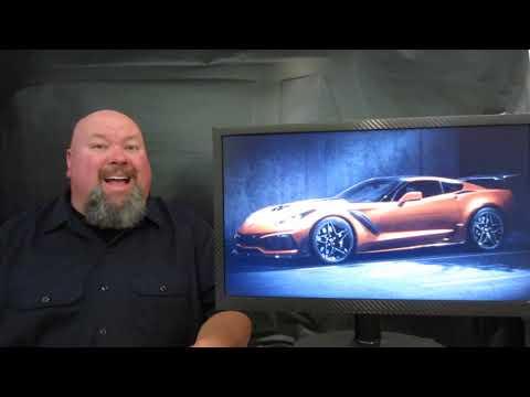 Electric VW Beetle? Chevrolet Corvette ZR1. Production Devel Sixteen?