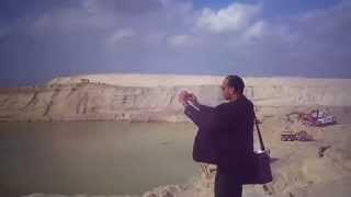 New Suez Canal: the founder of the Suez Canal in contact channel 84 site