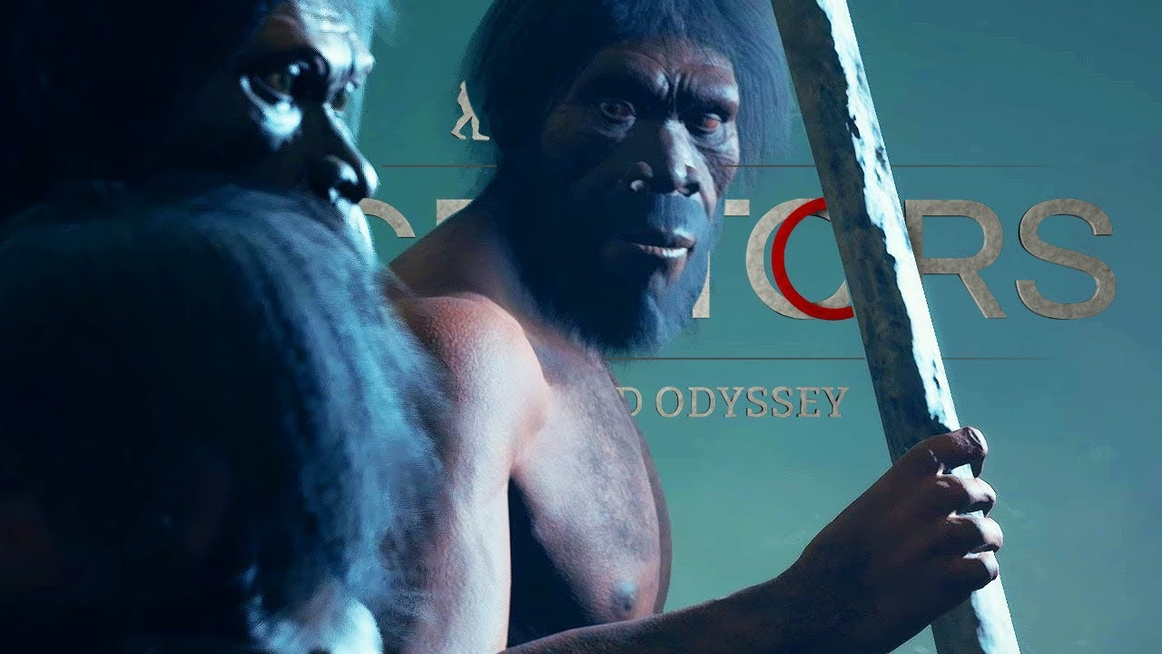 THE END OF ANCESTORS! FINAL EVOLUTION | Ancestors: The Humankind Odyssey Gameplay Ending thumbnail