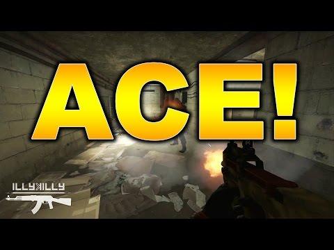 Cs go Awp Ace