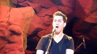 Andy Grammer - Keep Your Head Up (Wolf-style) - Wolf Den Mohegan Sun 10/2/11