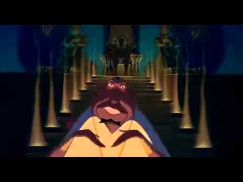 Principe do Egito  Os nossos deuses   YouTube