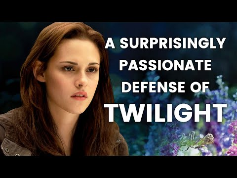 A Surprisingly Passionate Defense Of Twilight