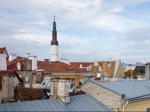 Tallinn Old Town apartment rental with sauna 2 bdrm
