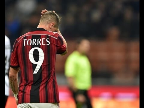 Fernando Torres Amazing Skills AC Milan 2014-2015