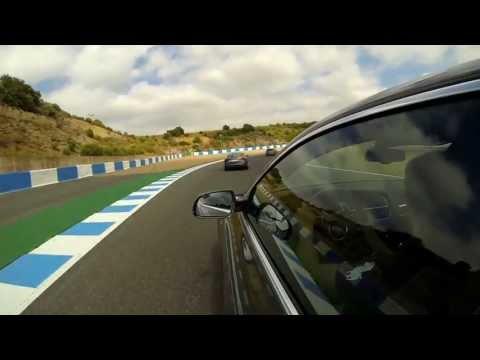 Audi Driving Experience: Curso Progressive en Hispania Técnica