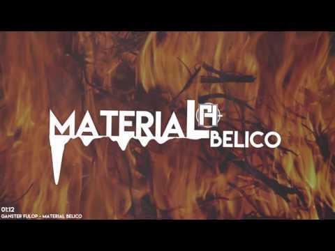 Material Belico - Ganster Fulop