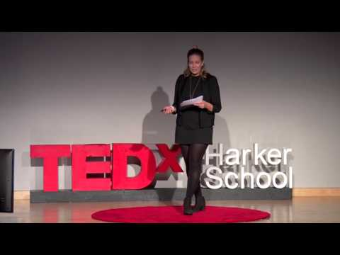 How Young Women Change the World Through Digital Storytelling   Kelly Sawyers   TEDxHarkerSchool