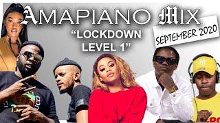 Amapiano Mix | 18 September 2020 | ft. Kabza De Small, Sha Sha, Focalistic, Vigro Deep, etc | by TKM