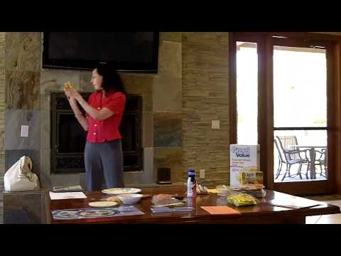 Nutrition Presentation at the Southwest Chamber of Commerce, Arizona
