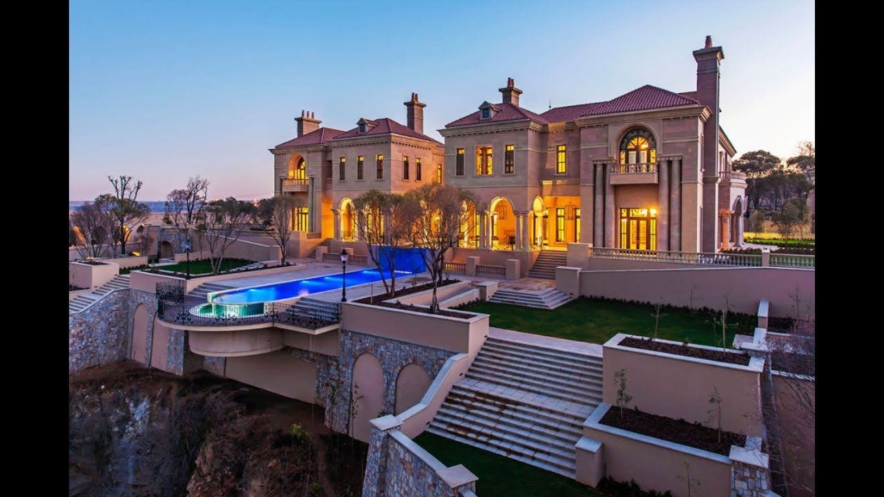 top billing gives you the grand tour of palazzo steyn