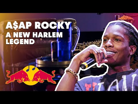 A$AP Rocky (RBMA Festival New York 2015 Lecture)
