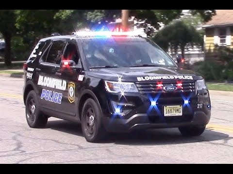 Police Cars Fire Trucks And Ambulance Responding Compilation Part 7