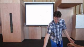 Mike Hamm and Rafe Kelley - Mobility Training for Parkour