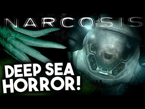 Narcosis - DEEP SEA HORROR!! Terrifying Underwater Survival! - Narcosis Gameplay Walkthrough Part 1