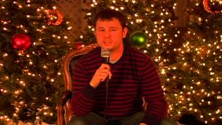 FUNNY CHRISTMAS INVITE / CHRISTIAN HERITAGE CHURCH / AMARILLO, TX / C.O.R.K. YOUTH / COMEDY