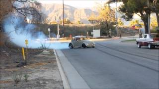 Irwindale Car Show - Smoky Burnouts