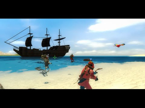 Counter Strike Global Offensive Zombie Escape Pirates of the Caribbean