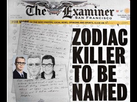 Mr.L: Was There More Than One Zodiac Killer?