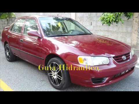 Toyota Corolla 1998 En Venta  Ana Livia Prez Urbez  YouTube