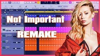 Baixar Iggy Azalea - Not Important Instrumental Remake (Production Tutorial) By MUSICHELP