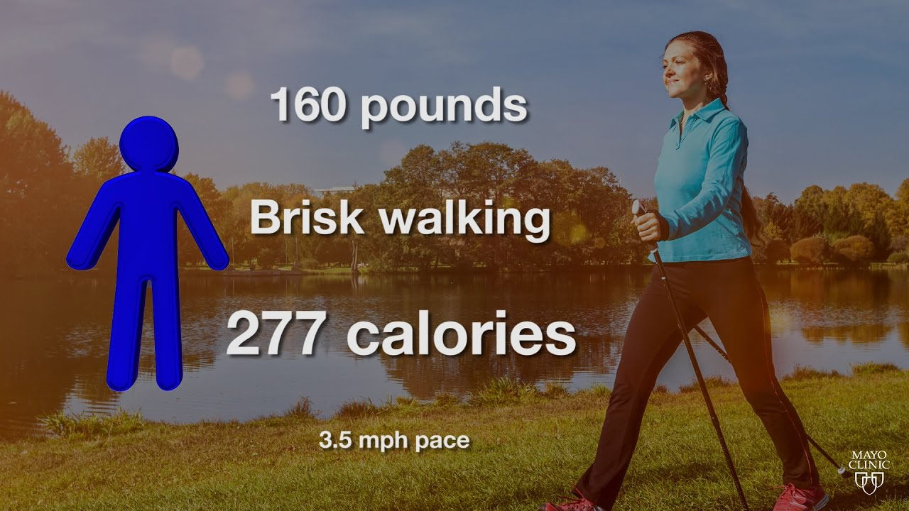 Mayo Clinic Minute: Burn calories without burning out on exercise ...