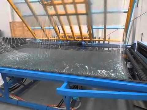 Delaminating Glass