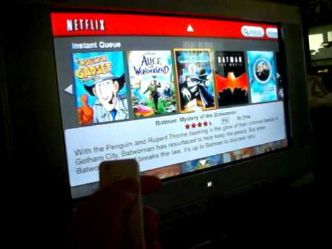 Netflix for PS3 Konami Code works on Netflix for Wii