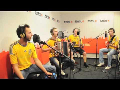 Los Colorados - Let It Be (Live bei Radio Hamburg)