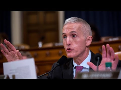 BREAKING: GOP FISA SPECIAL COUNSEL FORMED BY TREY GOWDY BOB GOODLATTE