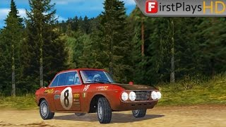 Rally Trophy (2001) - PC Gameplay / Win 10